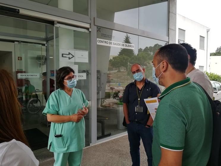 Exaustão e problemas com a avaliação em Centros de Saúde de Castelo Branco