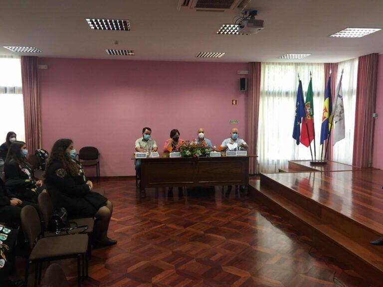 SINDEPOR participou nas Jornadas Académicas Cluny 2020-2021
