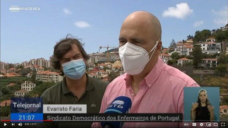 SINDEPOR vai continuar a lutar pelos direitos dos enfermeiros, na Madeira e em todo o país