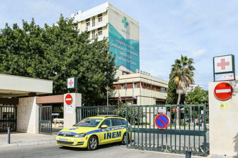SINDEPOR denuncia sobrelotação do internamento na urgência do Hospital de Faro